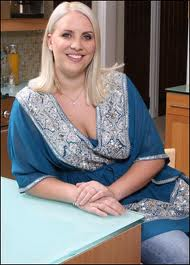 Claire Richards from Steps