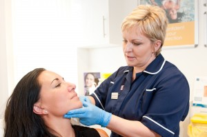 Aurora Skin Clinics: Photo showing Staying Safe during Aesthetic Treatment
