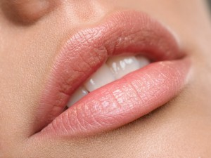 Aurora Skin Clinics: Photo showing temporary Lip Fillers