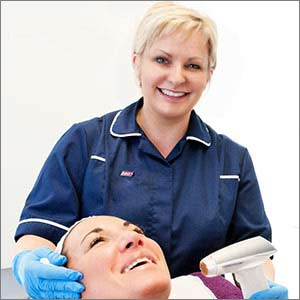 Aurora Skin Clinics: Photo showing ETwo Treatment