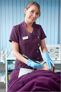 Aurora Skin Clinics: Photo showing Microdermabrasion treatment