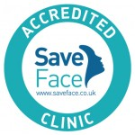 Aurora Skin Clinics: Photo showing Save Face Accreditation
