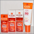 Aurora Skin Clinics: Photo showing Heliocare Sun Protection Range