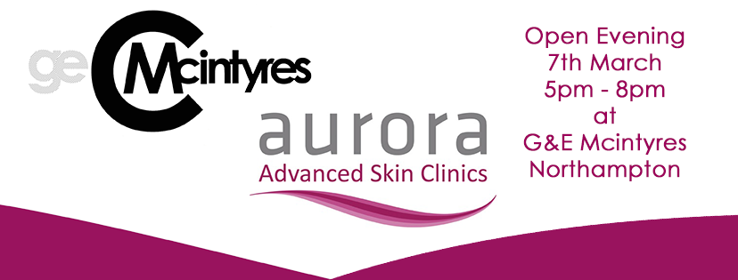 Image of Open Evening at G&E Mcintyres - Aurora Skin Clinic