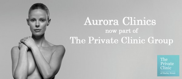 Aurora Clinics is now part of The Private Clinic Group