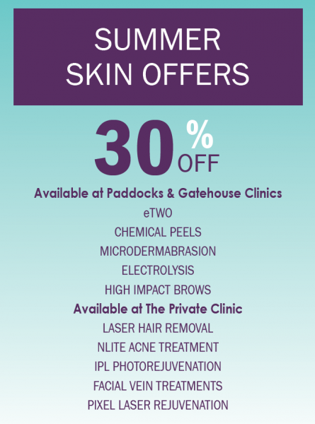 Skin-Clinic-Summer-Offers